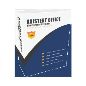 Monitorovací systém Asistent pro sledování počítačů